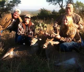 Texan Deer Hunting