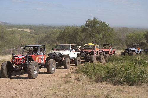 ATV Texas